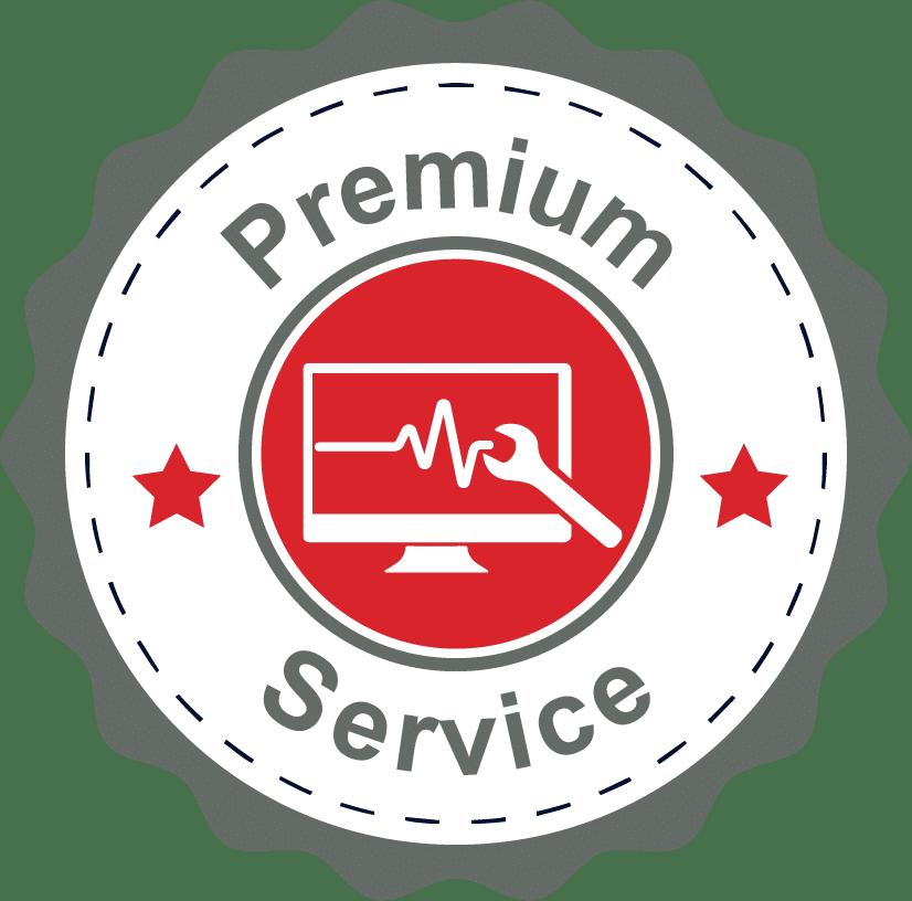 trust siegel premium it-service pirenjo logo